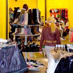 Магазины одежды и обуви Муравленко