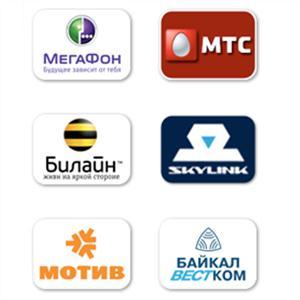 Операторы сотовой связи Муравленко